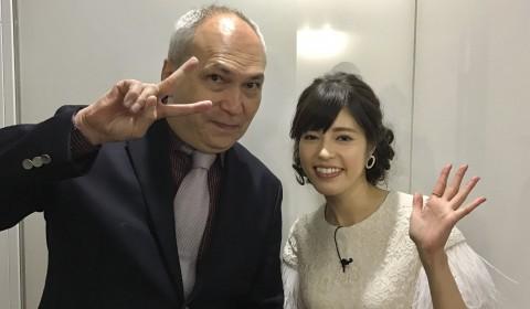 モーリーロバートソン 神田愛花